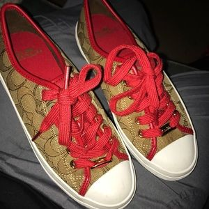 Coach Sneakers 👟❤️